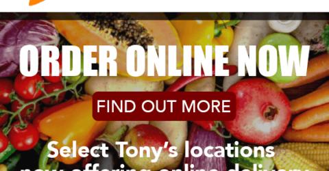 Home - Tony's Fresh Market