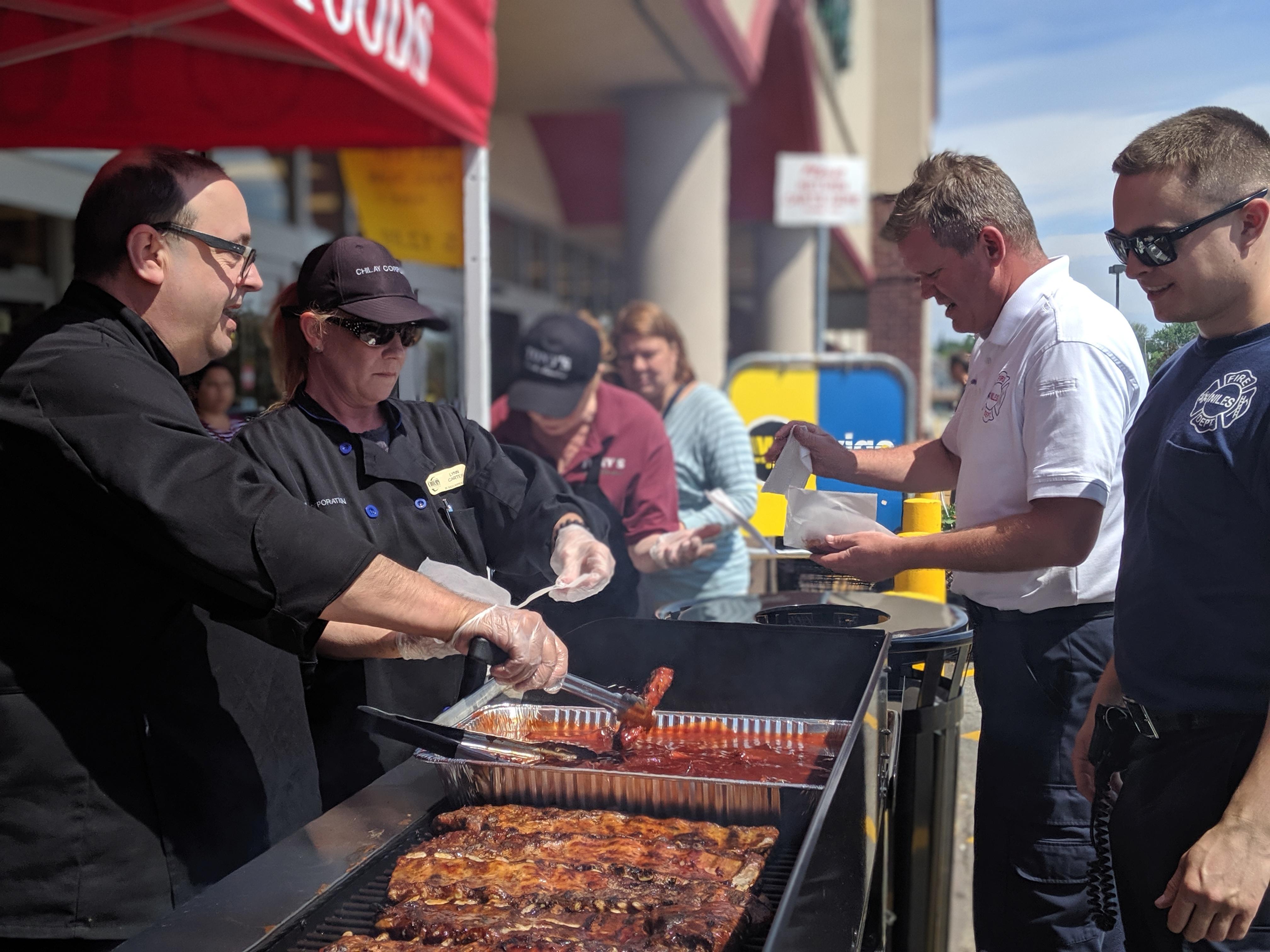 Tony's Rib Fest - Tony's Fresh Market
