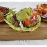 Tony's Taco Burger