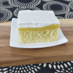 Tony's Lemon Poke Cake