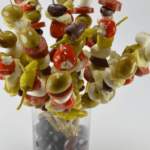 Tony's Antipasto Skewers