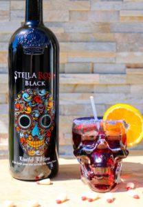 Skull Candy Sangria Summer Cocktails